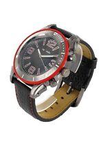 + Wristwatch°° Jay Baxter HERREN-ARMBANDUHR mit Echt-Lederarmband JB031012