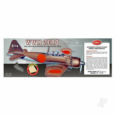 Guillow - GUI404LC - WWII Zero Balsa Kit - 1:16 Scale