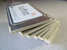 Lot of 10 Apple Airport cards Pcmcia type P/N 630-2883 for iBook G3 laptops