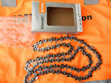 "BRAND NEW  STIHL CHAINSAW CHAIN 20""  3/8"" 72DL 063"