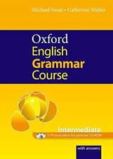 Oxford English Grammar Course Intermediate Student Book With key 9780194420822