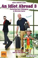 An Idiot Abroad: S3 Series / Season 3 DVD R4 very good condition