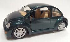 Volkswagen Bug Hatchback Dark Green Sun Star