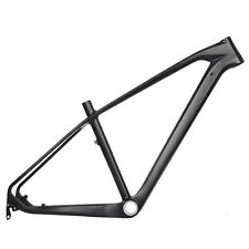 "27.5er 17"" Carbon Frame 135x9mm Quick Release MTB Mountain Bike BB30 UD Matt"