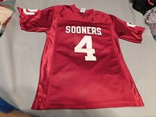 Oklahoma Sooners jersey/Adult Small/Mesh