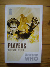 Doctor Who Players, 50th Anniversary BBC paperback