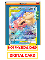 Slowpoke & Psyduck GX Pokemon TCG Online PTCGO 35/236 - DIGITAL CARD - SENT FAST