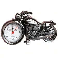 Motorcycle Alarm Clock Fashion Retro Personalized Desktop Ornament Home Decor