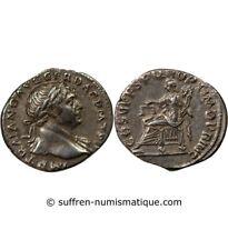 TRAJAN - DENIER ARGENT 108 ROME