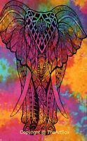 3D Tapestry Elephant Wall Hanging 30*40 hippy home decor Throw hippie Poster Art