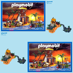 Playmobil * PIRATE LAGOON 3938 3939 3285 4899 7718 * Spares SPARE PARTS SERVICE