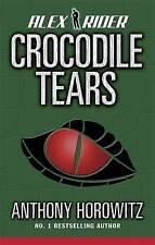 NEW  ALEX RIDER (8) CROCODILE TEARS (HARDBACK) Anthony Horowitz 9781406310481)