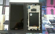 LG G4 H810 H811 H815 VS986 LS991 F500L Black LCD Glass Display with Frame part *