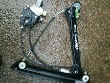 - BMW 1 series 2013 NEARSIDE LEFT FRONT DOOR WINDOW MOTOR REGULATOR 0130822514 -