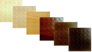 Self Adhesive Furniture Stickers 14mm 20mm Screw Hole Cover Caps White Oak Grey