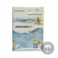 Used Navionics Garmin Msd / Nav+Ni Plus - United States and Canada - 1 x 0.1 x 1