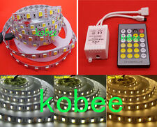 5630SMD LED temperature adjustable double color CW +WW Strip with led controller