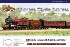 30-170 Bachmann Thames Clyde Express 00 Gauge Fits Hornby 00 Model Train Set