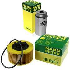 MANN-FILTER Set Ford Transit Bus Fd _ _ Fb _ FS_ Fz _ FC_ 2.4 TDCI Tde