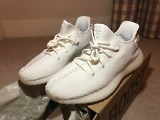 ADIDAS YEEZY BOOST 350 V2 CREAM TRIPLE WHITE CP9366 SIZE 10. Free Shipping
