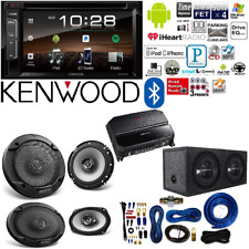 Kenwood double Din 6.2