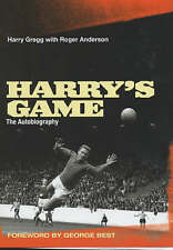 Harry's Game by etc., Harry Gregg, Roger Anderson (Hardback, 2002)