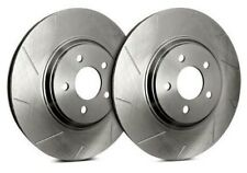 SP Performance Front Rotors for 2015 C250  | Slotted w/ Zinc T28-5109-P1630