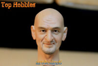"""1:6 Scale HP0054 Man Male Head Sculpt Toy Gift for 12"""" Phicen Male Action Figure"""