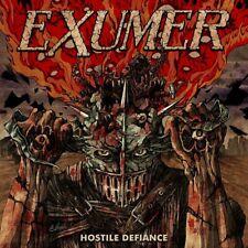 Exumer - Hostile Defiance CD NEU OVP