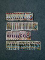 Bob Horner Baseball Card Mixed lot of approx 160 cards