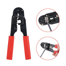 Network Cable Crimping Cutting Tool RJ45 Multi-Function Modular Crimper Tool AGD