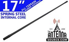 "ALL-TERRAIN 17"" RUBBER ANTENNA MAST - FITS: 2002-2005 Chevrolet Venture"