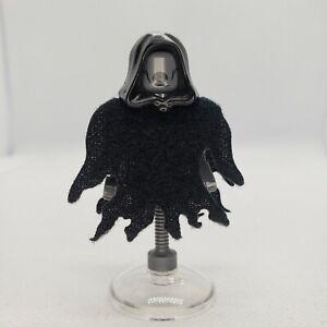 LEGO Harry Potter Dementor Minifigure Black Hood And Cloak 4842