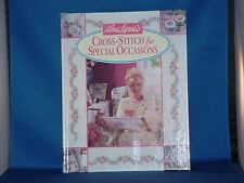 BOOK Cross Stitch For Special Occasions ALMA LYNNE Oxmoor House