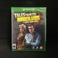Tales from the Borderlands A Telltale Games Series (Xbox One, 2016) BRAND NEW