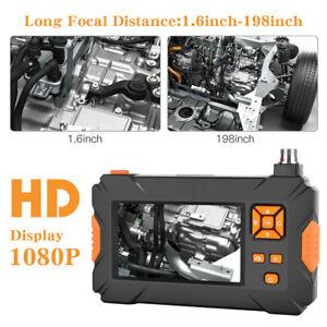 "4.3"" Car Repair Inspection Borescope Monitor Endoscope Camera Plug and Play Pipe"