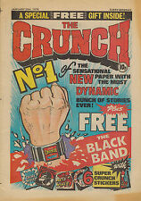 CRUNCH COMIC No. 1 from 1979 D. C. Thomson