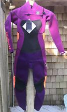 NWT Hurley Womens Phantom 202 Full Wetsuit SZ 6 $380 With Garment Bag