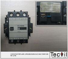 Contacteur tripolaire SIEMENS AC3 15KW 3TB44170AN1 | Contactor 3 poles