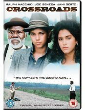 Crossroads [DVD] Ralph Macchio, Joe Seneca, Walter Hill Brand New and Sealed