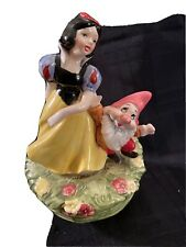 Disney Collectible Music Box (Schmid) - Snow White Dances with Sneezy