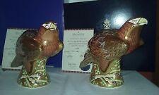 Royal Crown Derby FERMACARTE Prestige GOLDEN EAGLE LIMITED EDITION