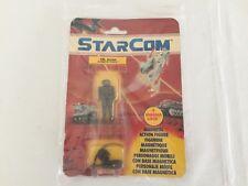STARCOM CPL. SLASH figure on card MOSC coleco