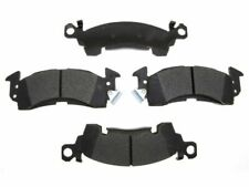 For 1969 Buick GS 350 Brake Pad Set Front AC Delco 13813SF