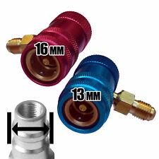 Embouts climatisation coupleurs gaz R134a HP BP tous véhicules