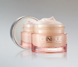 Clinique All About Eyes .5 oz/15 ml New FULL SIZE