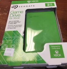 Seagate 2TB 3.0 USB External Game Hard Drive for Xbox  BRAND NEW