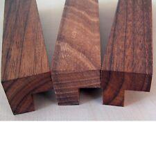 Knobs Handle Cupboard Wooden WALNUT OILED HANDLE Door Drawer Cabinet Kitchen