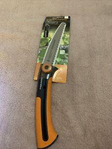 Fiskars Sw73 Xtract Garden Pruning Saw 160Mm FSK123870