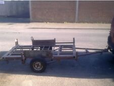 3 bike motorcycle trailer / quad trailer / moggy diff so poss trike project ?